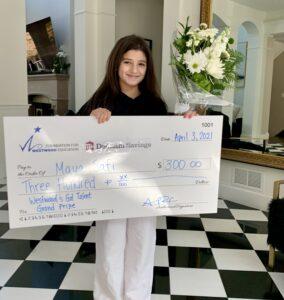 Maya Safi - Westwood's Got Talent Winner 2021